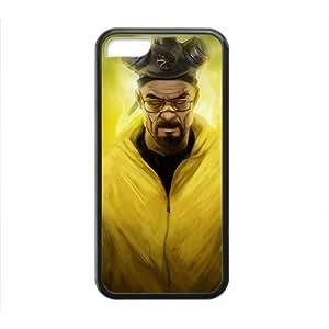 TYHde breaking bad heisenberg Hot sale Phone Case for iPhone iphone 5s Black ending