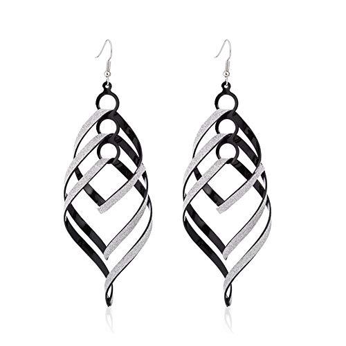 rl Crystal Rhinestone Water Drop Dangle Earring Bride Wedding Jewelry CQ ()