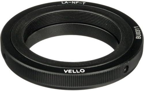 4 Pack Vello Lens Mount Adapter T Mount Lens to Nikon F Mount Camera