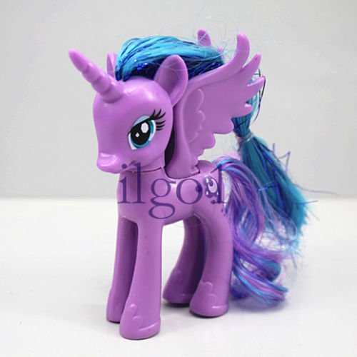 g my little pony Friendship is Magic Pink Princess Luna Figure Kid Toy