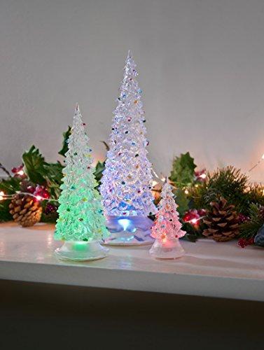 Ganz Light Up Christmas Tree Medium Acrylic Buy Online