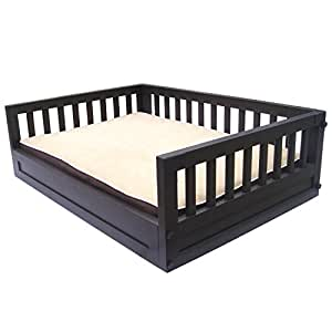 ecoFLEX Dog Bed w/Removeable Cushion