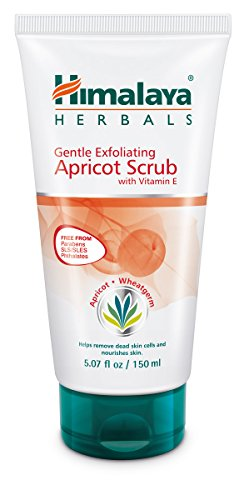 Himalaya-Herbal-Healthcare-Gentle-Exfoliating-Apricot-Scrub-507-Ounce