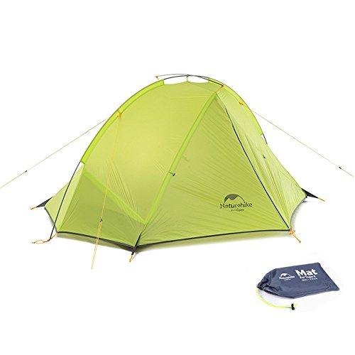 オーストラリア矩形無力アウトドアパートナー 超軽量 1人用 2人用 キャンプテント オールシーズン適用 防暴雨 耐風防寒 野外キャンプ ツーリングテント