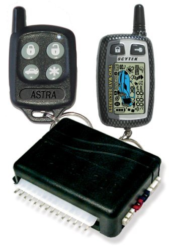 41dX j1OWuL amazon com brand new scytek astra 777 2 way paging car alarm astra 777 wiring diagram manual at bayanpartner.co