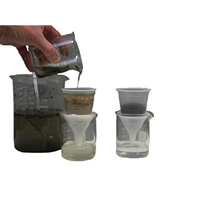 Innovating Science Water Treatment and Filtration Kit: Industrial & Scientific