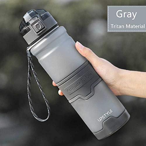 1500Ml / 1000Ml / 500Ml Material Sport Wasserflasche Fitnessstudio Fitness Trinkflaschen Shaker Wasserflasche Umweltfreundlich 1,0 l/Blau