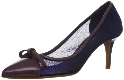 Bruno Magli Women's Amorgo Pump,Plum/Malva,38.5 EU/8.5 B B (Bruno Womens Shoes)