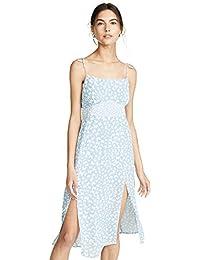 Women's Butterfly Slip Dress