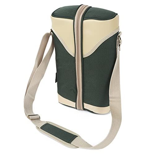 Greenfield Collection fp002dgh Deluxe Panier isotherme Sac–Vert Forêt