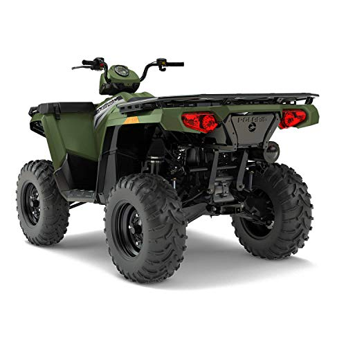Polaris Sportsman 570//450 H.O ATV Steel Rack Rear 2882322
