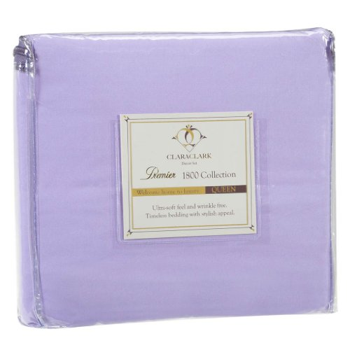 lilac full size comforter - 6