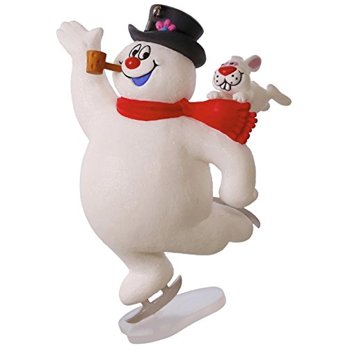 Hallmark Keepsake 2017 FROSTY THE SNOWMAN Ornament