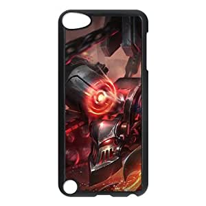 iPod Touch 5 Case Black League of Legends Battlecast Alpha Skarner EUA15976074 Personalized Phone Cases Protective