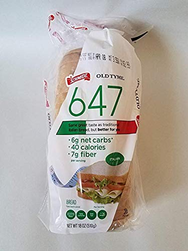 Schmidt's 647 Italian Bread - 2 Loaves ()
