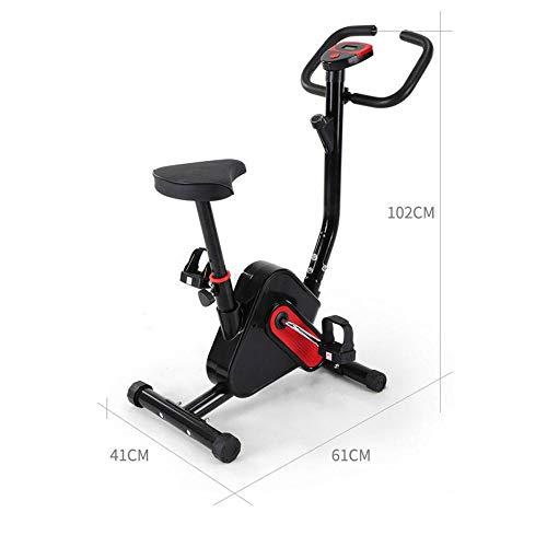 🥇 Bicicleta estática con resistencia a la velocidad para entrenamiento cardio y pérdida de peso