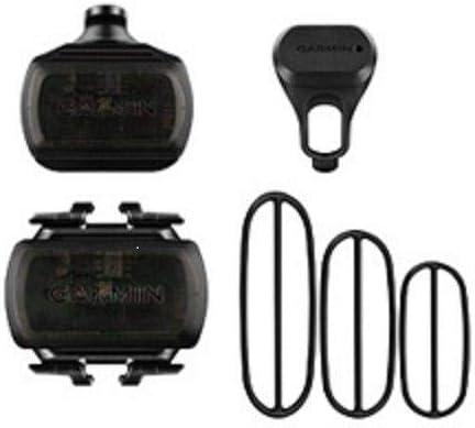 Garmin 010-12484-05 Sensor de Velocidad y cadencia, Unisex, Negro ...