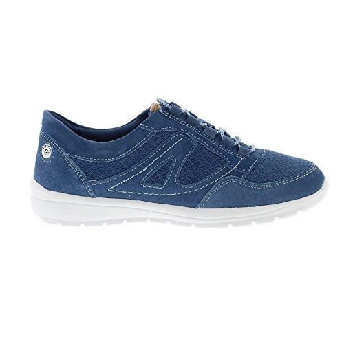 Earth Spirit Carey - Azul (suede) Zapatos De Mujer