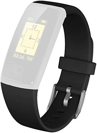 ≪ 일본 정품 ≫ Q10C 스마트 워치 교체용 벨트 스트랩 밴드 고무 벨트 스포츠 밴드 / ≪Japan Genuine≫Q10C Smart Watch Replacement Belt Strap Band Rubber Belt Sports Band