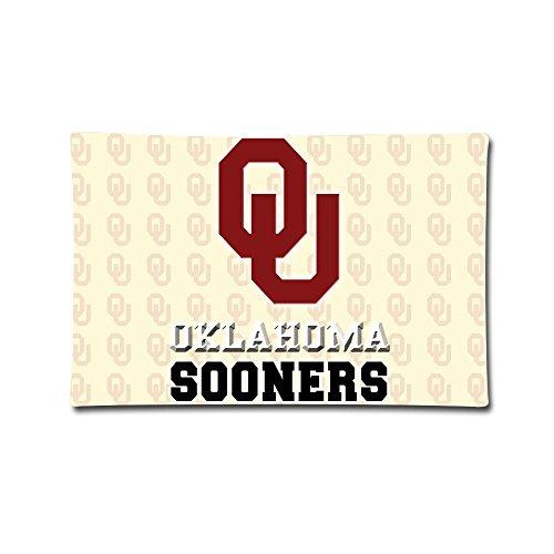 Oklahoma Sooners Throw Pillow - 8