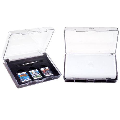 DS Lite Clear Case & Stylus (Intec Nintendo Ds Case)