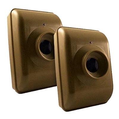 Dakota Alert DCMT-2500 Wireless Transmitter - Passive Infrared Motion Detector (2-Pack)