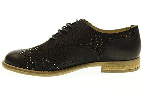 00 scarpe amp;CO IGI 57440 stringate donna Nero aAXAwvxq