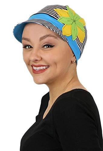 Chemo Hats Cancer Headwear Headcoverings Cute Baseball Caps Cotton