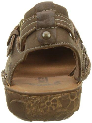 Josef Seibel Women's SMU-Rosalie 13 Closed Toe Sandals Brown (Brasil 310) hot sale cheap price feglVtZ