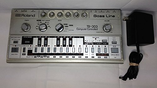 ROLAND TB-303 Music Bass Synthesizer