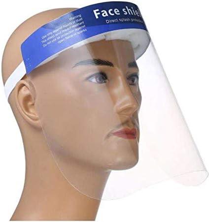 RÖKÜ/OTTO Uni 10007 Protective Equipment Face Shield Blue Universal