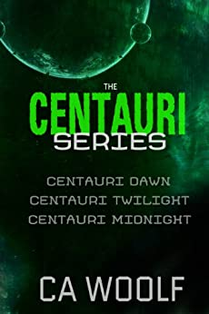 CENTAURI SERIES:  THE COMPLETE COLLECTION by [Woolf, CA]