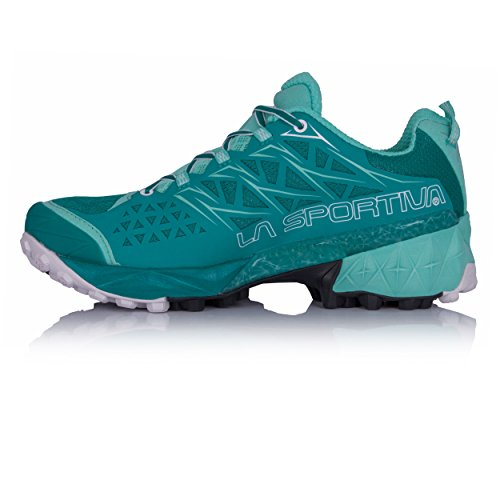 coloured Mint Emerald Multi La Akyra AW18 Trail 000 Sportiva Shoes Running Women's nUC6q