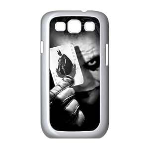 Samsung Galaxy S3 9300 Cell Phone Case White Batman hve
