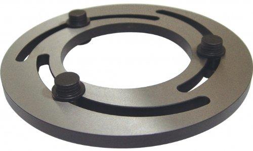 AccuJaws AJBR10 Hardened and Ground Boring Ring for 10'' Kitagawa Type or Similar CNC Power Chucks and Manual Chucks, 5.9'' ID x 10.2'' OD,0.730'' Pin Diameter