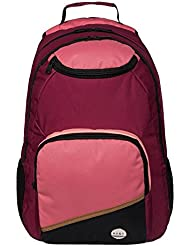 Roxy Womens Shadow Swell Backpack Red One Size
