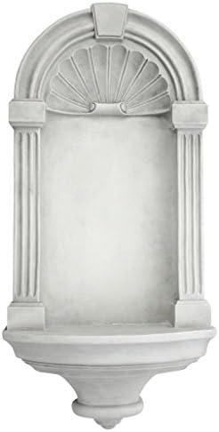 Design Toscano Classical European Style Wall Niche Display Shelf