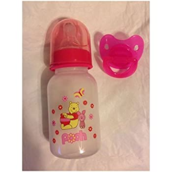 Amazon Com Baby Alive One Bottle And One Pacifier For