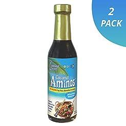 Coconut Secret Coconut Aminos (2 Pack) -...