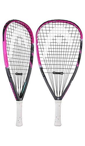 HEAD Graphene XT Radical 160 Pl Racquetball Racquet, Strung, 3 5/8 Inch Grip by HEAD (Image #6)