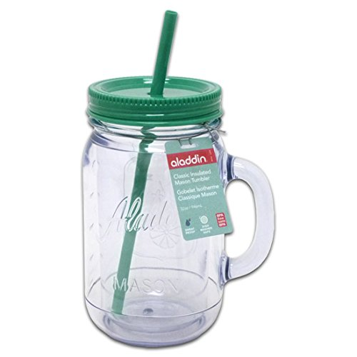 Green Insulated Beverage - 1