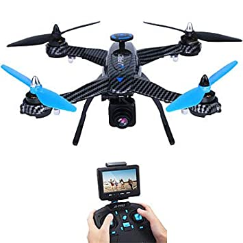 YAMEIJIA RC Dron 4 Canales 6 Ejes 5.8G con Cámara 2.0MP HD ...