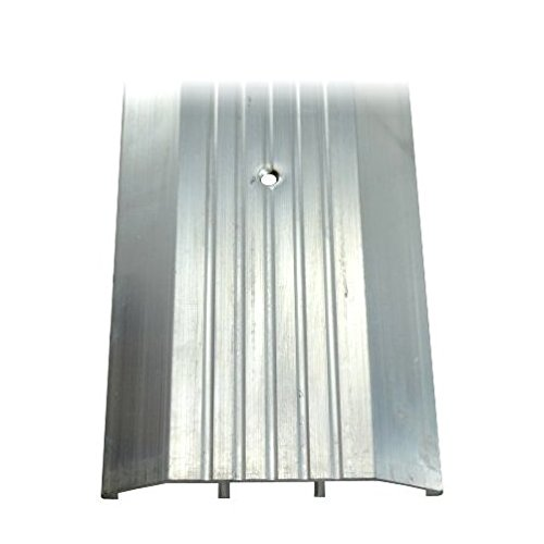 4'' X 36'' Aluminum Threshold