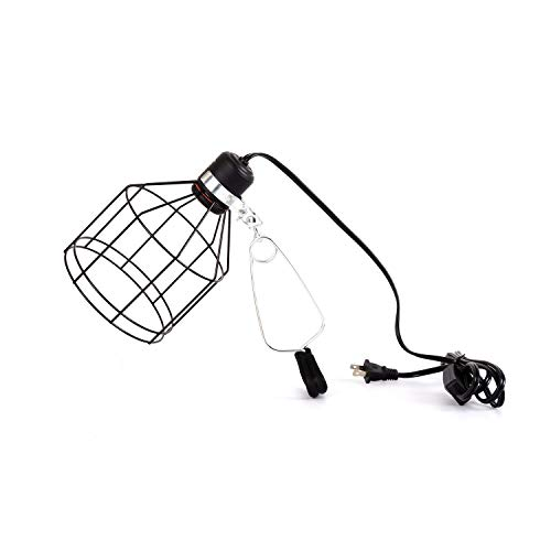 wire cage clamp lamp - 6
