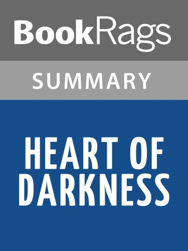 Summary & Study Guide Heart of Darkness by Joseph Conrad (Characters Of Heart Of Darkness By Joseph Conrad)