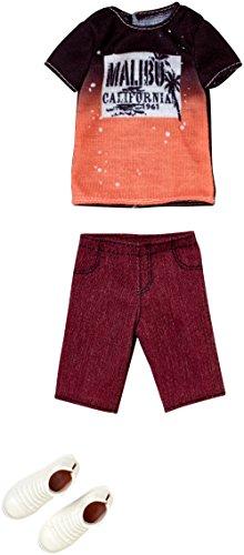 [해외]Barbie Ken 패션 옴브레 티셔츠 패션 팩 / Barbie Ken Fashion Ombre Tee Fashion Pack