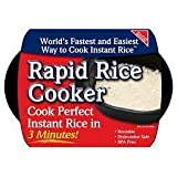 Rapid Brands B0145XCE3I Rapid Rice Cooker, One Size, Black