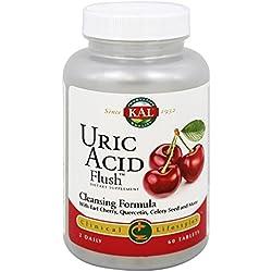 Uric Acid Flush Kal 60 Tabs