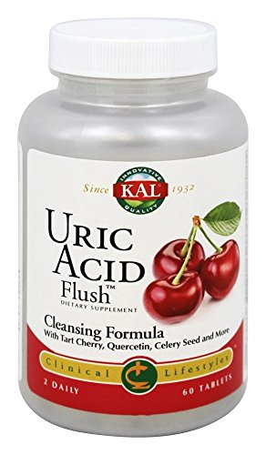 Uric Acid Flush Kal 60 Tabs