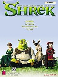 Cherry Lane Shrek For Easy